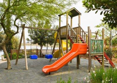 neighborhood - playground